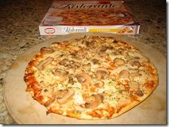 Dr. Oetker's ristorante Pizza