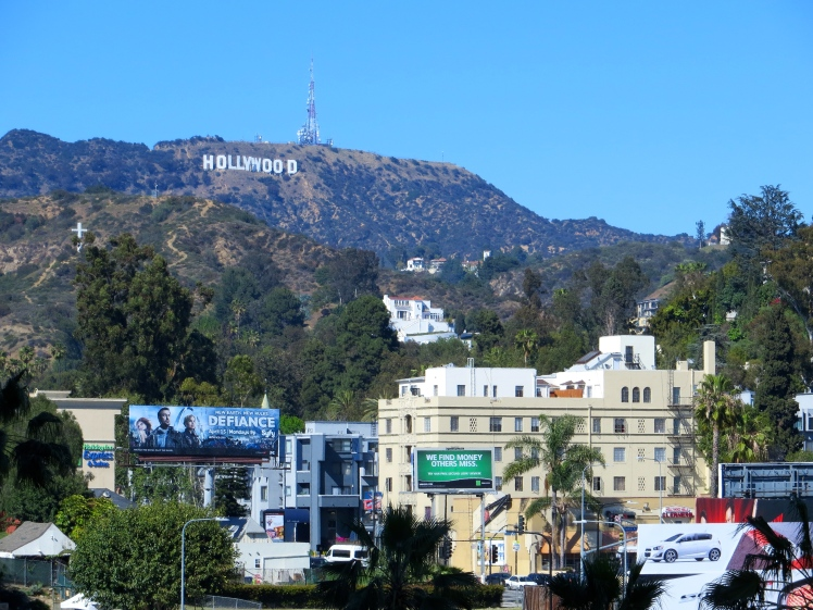 A trip to Los Angeles is not complete until you've seen the Hollywood sign.