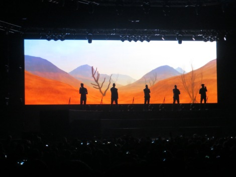 Backstreet Boys Vancouver 2014