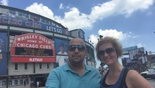 Wrigley Field Chicago