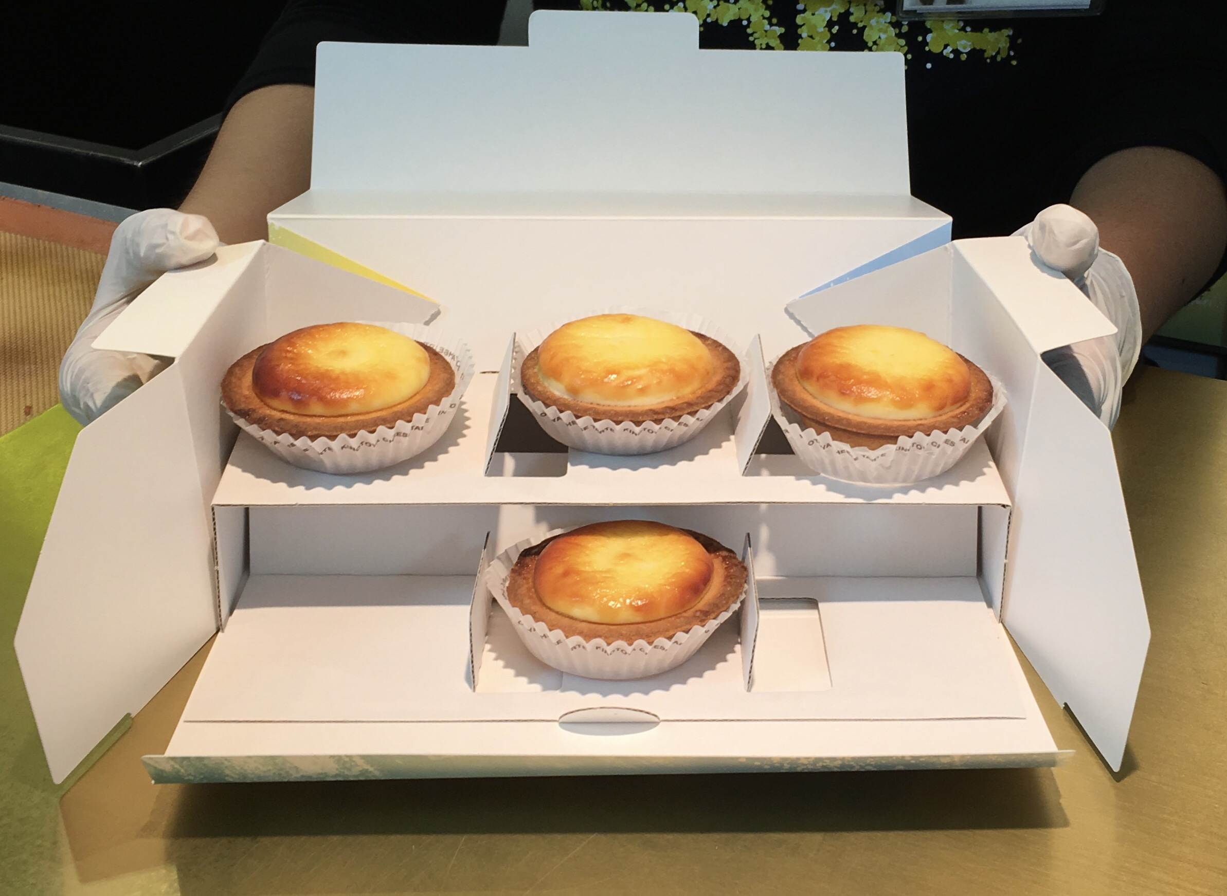 BAKE Japanese Cheese Tarts, Japan