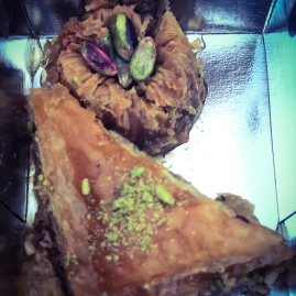 Baklava from Greece